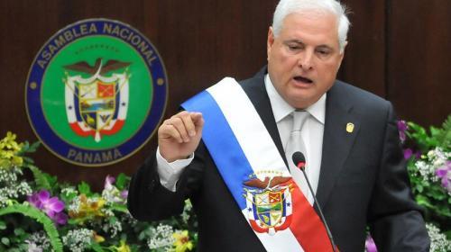 Interpol de Panamá recibe la orden de detención de Ricardo Martinelli
