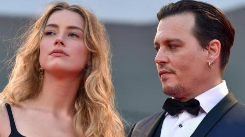 Juez ordena al actor Johnny Depp alejarse de su esposa