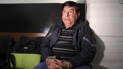 Marco Tulio Abadío se encuentra hospitalizado por problemas cardíacos