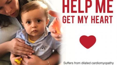 Ayuda a Pedrito a recibir un transplante de corazón