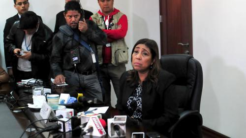 Por qué Sherry Ordóñez no puede ser Ministra de Comunicaciones