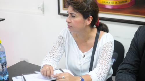 Mujer que colaboró con Baudilio Hichos no acepta trato con MP