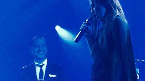 Camila, hija de Alejandro Fernández, debuta como cantante
