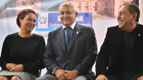 EE.UU. pide extradición de Baldetti y López Bonilla por narcotráfico