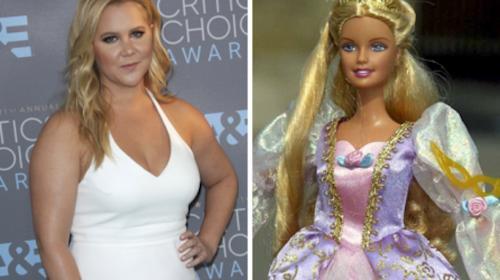 Amy Schumer dará vida a Barbie de carne y hueso en el cine