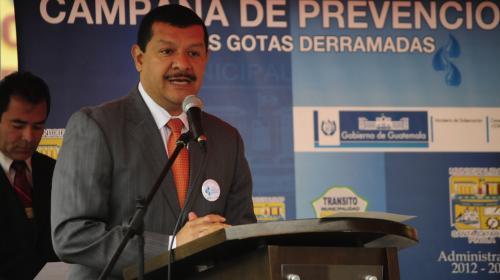 Antonio Coro renunció a su cargo como alcalde de Santa Catarina Pinula