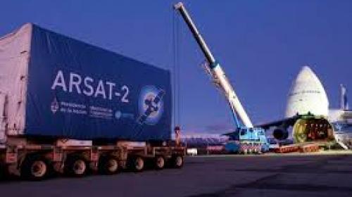 Argentina lanza su segundo satélite de telecomunicaciones