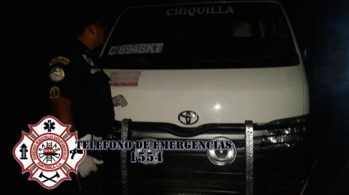 Asalto a microbús desencadena linchamiento de supuestos delincuentes