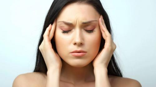 Cura el dolor de cabeza sin recurrir a medicamentos