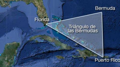Hallazgo en el cielo podría ser la clave del Triángulo de las Bermudas