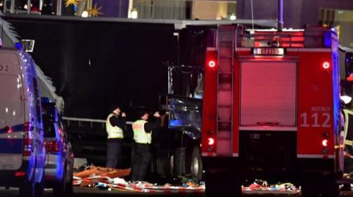 Detienen al conductor del camión que atropelló a más de 50 personas