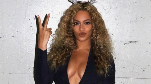 """Beyoncé anuncia su """"doble"""" embarazo"""