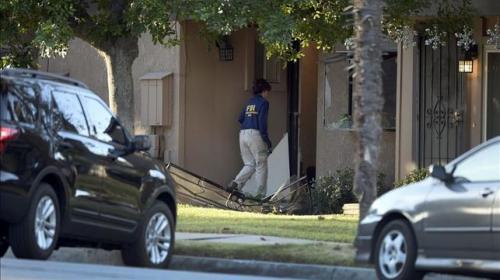 Hallan 12 bombas en casa de sospechosos de tiroteo en San Bernardino