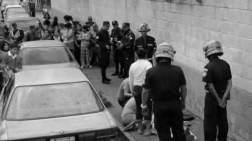 Asesinan a un menor de edad frente a una escuela en la zona 18