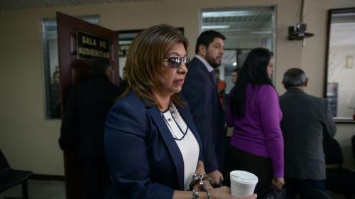 Anabella de León podrá salir de prisión para visitar a su mamá