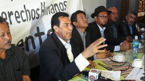 Anuncian manifestación masiva para pedir la renuncia de Jimmy Morales