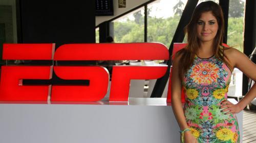 Carolina Padrón, de ESPN, apuesta por el Hexa de Comunicaciones
