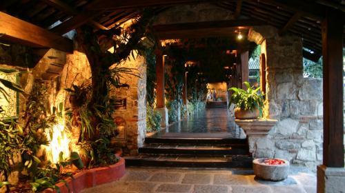 Casa Santo Domingo, entre los mejores 25 hoteles de Centroamérica