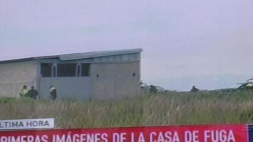 Fuga del Chapo: oxígeno y motocicleta utilizadas para excavar túnel