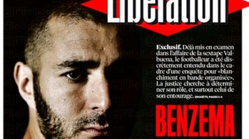 Karim Benzema se enfrenta a un nuevo escándalo judicial