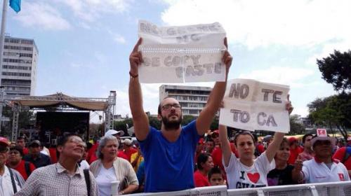 "#NoTeTocaBaldizon se vuelve ""trending topic"""