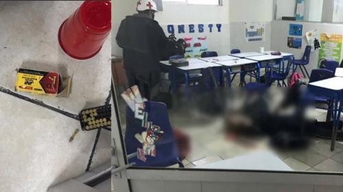 Varios heridos por tiroteo en una escuela en Monterrey, México