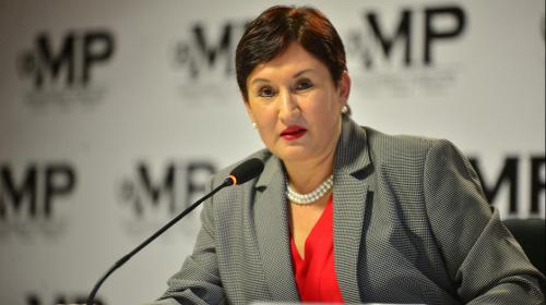 Fiscal General descarta su reelección por conflicto de intereses