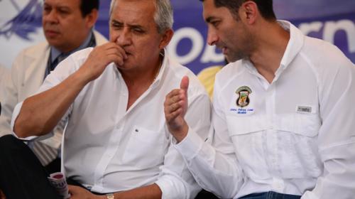Arraigan a Otto Pérez Leal, exalcalde de Mixco