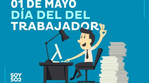 Los guatemaltecos festejan el Día Internacional del Trabajo