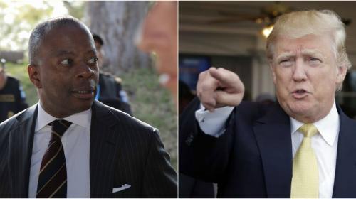 ¿Donald Trump podría sacar a Todd Robinson de Guatemala?