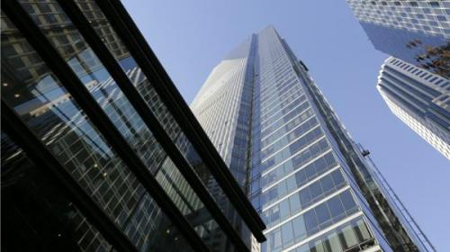 Un lujoso edificio de 58 pisos se hunde e inclina en Estados Unidos