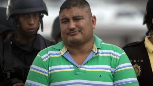 """Tras frustrar plan de escape, trasladan a """"Guayo Cano"""" en secreto"""