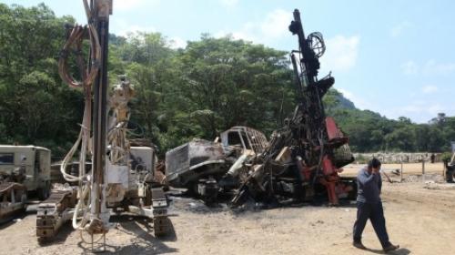 Militarizarán zona en Huehuetenango por conflicto con hidroeléctrica