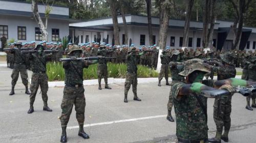 Kaibiles harán cuarentena en Petén por riesgo de ébola