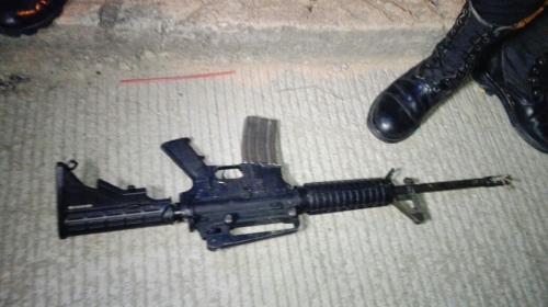 Pandillero capturado tras ataque a PNC estuvo en correccional Etapa II