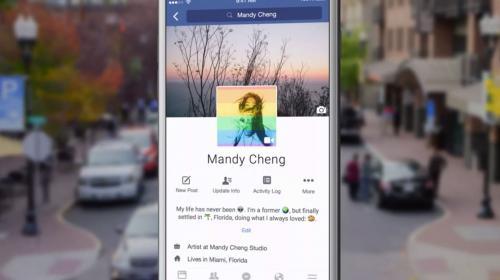 Usuarios de Android pueden tener videos en su perfil de Facebook