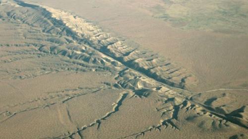 Un terremoto de gran magnitud podría sacudir a California