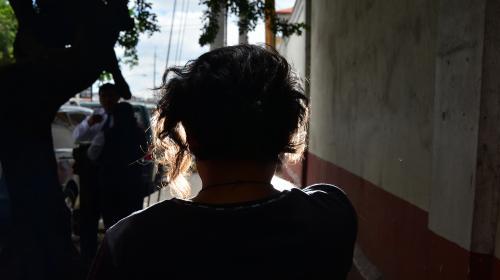 El relato de la joven que salió hace quince días del Hogar Seguro