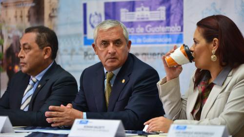 Los detalles de la extradición de Baldetti y López Bonilla