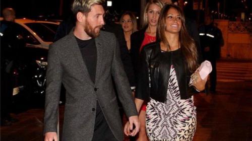 Revelan nuevos detalles de la preparación de la boda de Messi