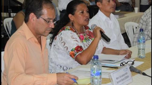 ¿Por qué la Gobernadora de Alta Verapaz salió llorando del Congreso?