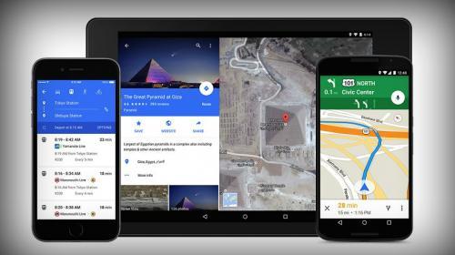 Google Maps ya funciona sin conexión a Internet