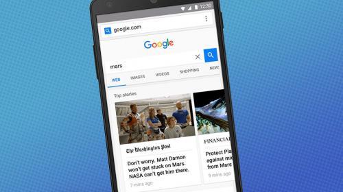 Google busca acelerar la navegación móvil con Accelerated Mobile Pages