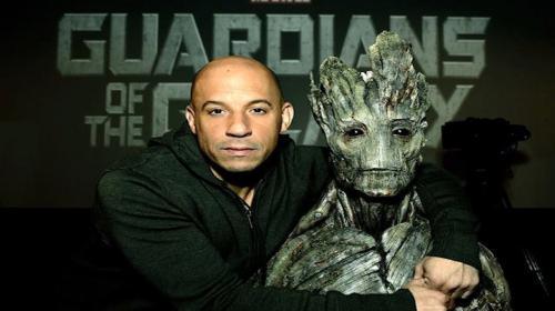 Según Vin Diesel, Groot podría tener su propia película
