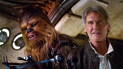 Revelan al sustituto de Harrison Ford para Star Wars