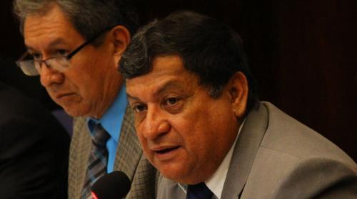 MP y CICIG piden antejuicio contra Baudilio Hichos, diputado de Lider