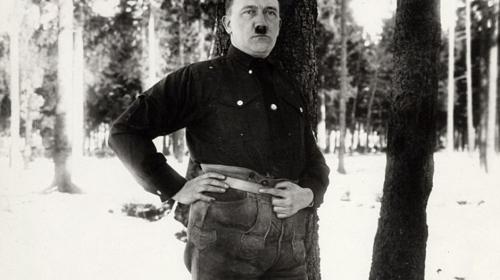 La fotografía que Adolf Hitler no quería que el mundo viera