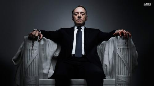 "Ya disponible en Netflix, la cuarta temporada de ""House of Cards"""