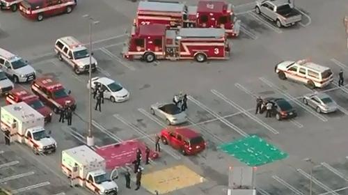 Tiroteo en Houston, Estados Unidos deja seis heridos