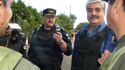 """Sperisen """"no usó armas"""" dice testigo de la defensa en Ginebra"""